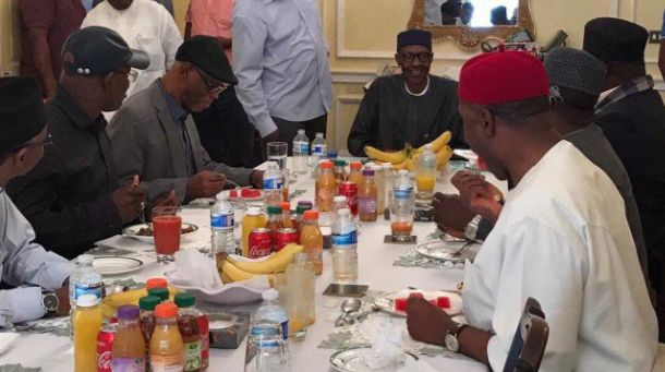 I Was Shocked When I Saw President Buhari In London- Rochas Okorocha