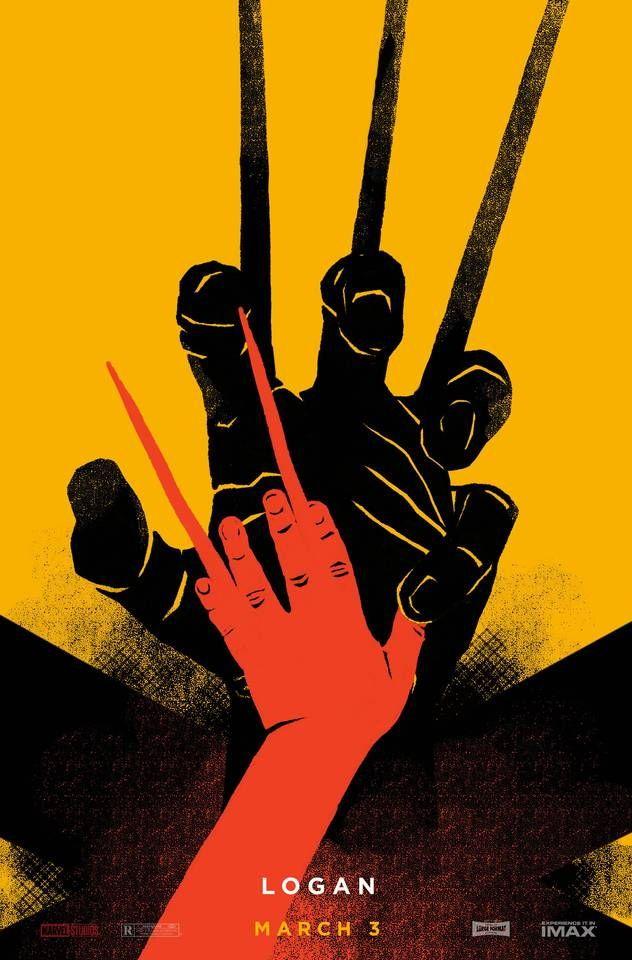 Logan (2017) poster by Jared Yamahata