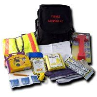 Vehicle Accident Kit A Great tool to have if a car accident occurs. This 15 piece kit has everything you need if an accident or emergency occurs.