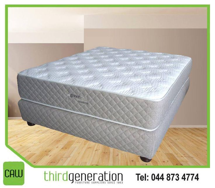 A good night's sleep is essential to a #healthy body and mind. Get one of the amazingly comfortable #GreenCoil beds from #ThirdGenerationCAW.
