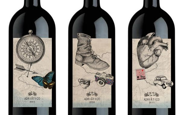 Image Result For Diecut Wine Label Drinks Packaging Design Wine Packaging Wine Label Design