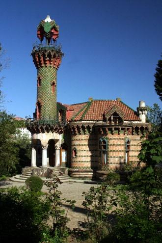 El Capricho de Gaudí | Concurso Joyas de Cantabria. Monumentos de Cantabria | El Diario Montañes