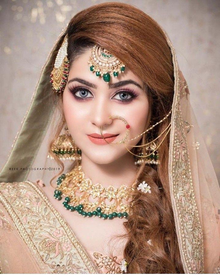 Pin By Sumaiya Khan On Brides Pakistani Bridal Makeup Pakistani