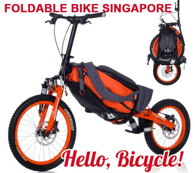 Best Foldable Bike Singapore Shop For Best Folding Bikes Online