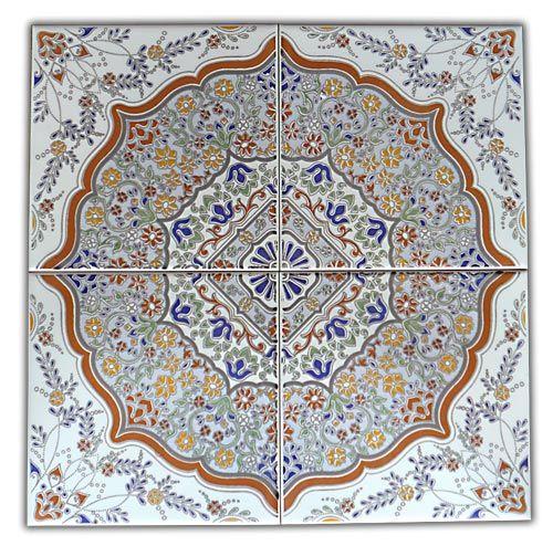 Moroccan Backsplash tile, Moroccan Kitchen Tile