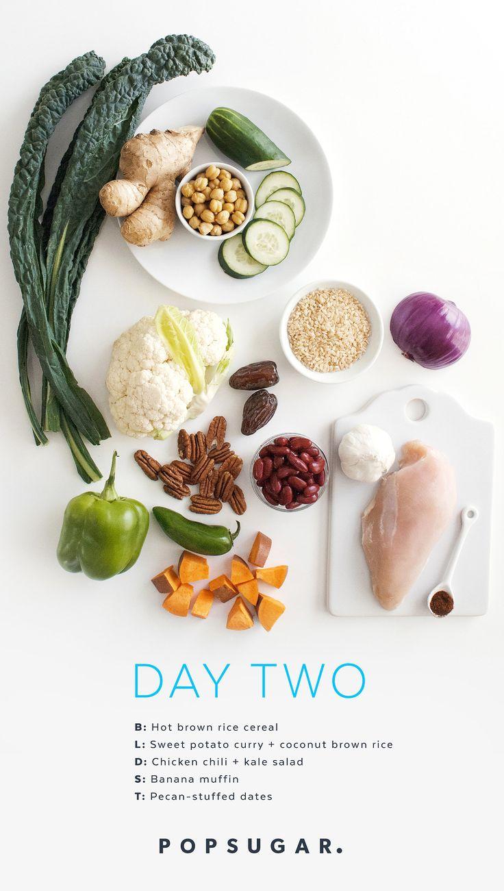 Day 2 Recipe: Clean-Eating Plan