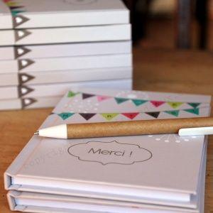 """Le petit carnet """"vive les mariés"""" - Les Petits Cadeaux"""