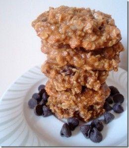 chunky monkey nut butter oaties -2c. oatmeal, 3/4c cashew butter, 1/2c ...