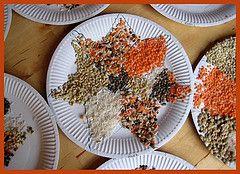 rangoli patterns by Cathy @ Nurturestore.co.uk, via Flickr
