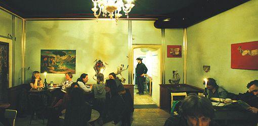 Restaurants in Berlin – Altes Europa. Hg2Berlin.com.