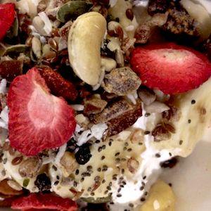 Gezond Detox recept voor ontbijt Sapwinkel.nl