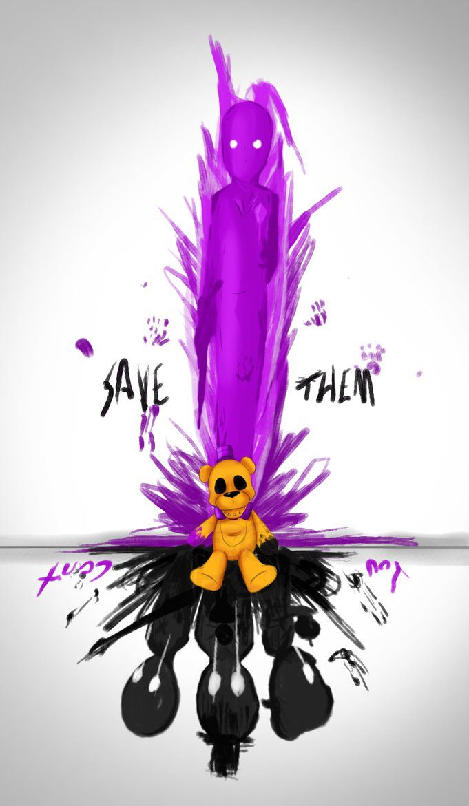 fnaf save them by HiImThatGuy on DeviantArt