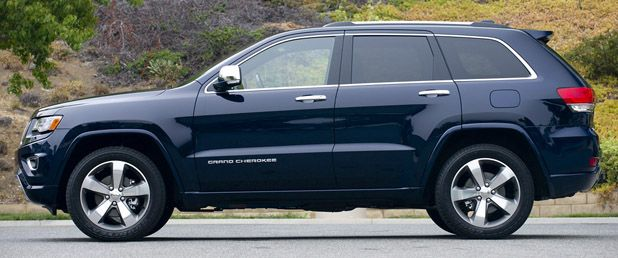 Review: 2014 Jeep Grand Cherokee - Club Lexus Forums