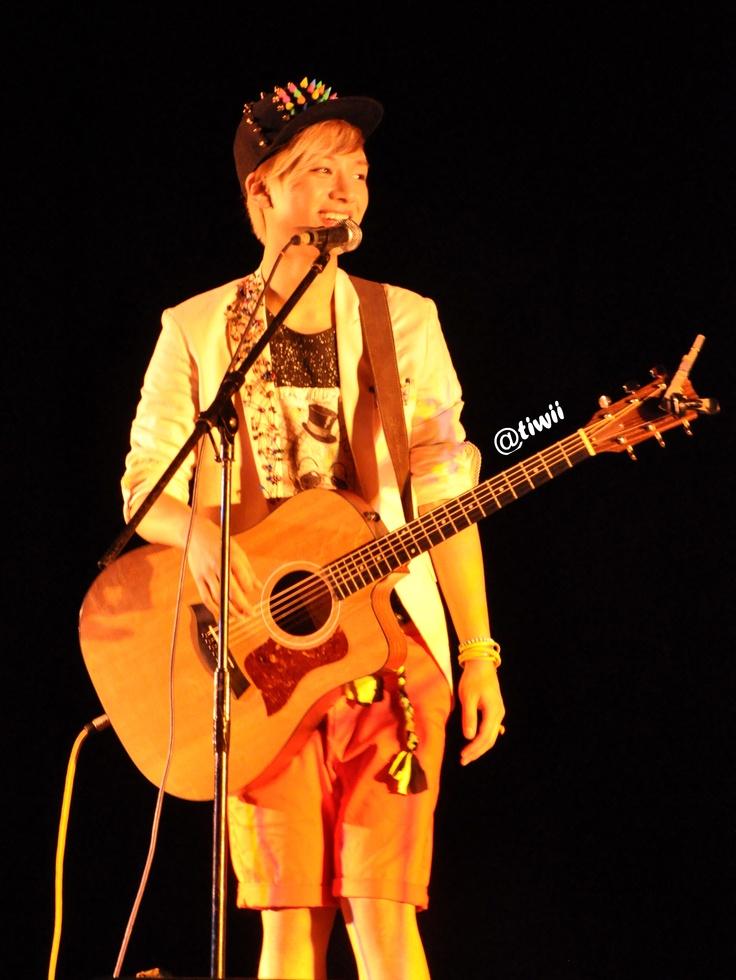 130328 F.Y.I on Stage with Lunafly: Yun