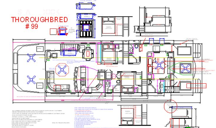 Diy houseboat plans building your own houseboat for Boat house floor plans