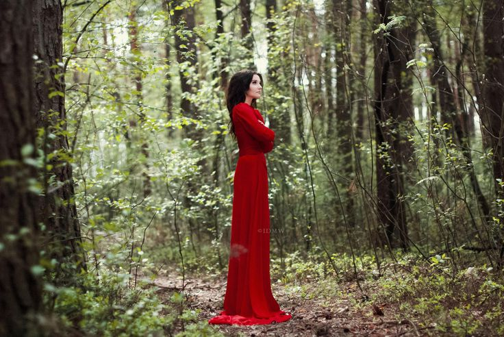 #3 Lady in red by IDMW  on 500px #lady #in #red #girl #reddress #photo