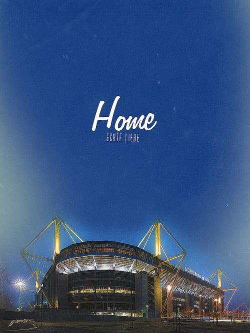 home westfalenstadion
