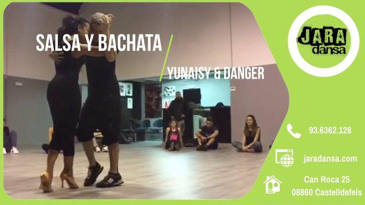 Nuevos cursos de #Salsa y #Bachata nivel INICIACION en #Castelldefels con Yunaisy Farray y su equipo.  a bailar como los profesionales hay que aprender de profesionales. Vena a #JaraDansa la Escuela de Baile de #Castelldefels. Infórmate llamando al  93.636.2128 Bailas? Más info al  93.636.2128