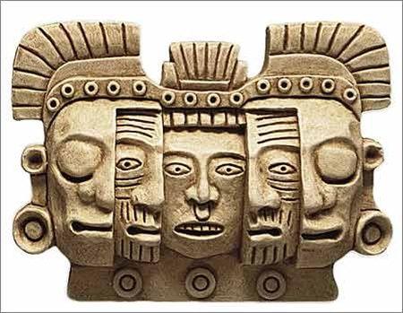 Die 17 Besten Bilder Zu Mayan Art Auf Pinterest