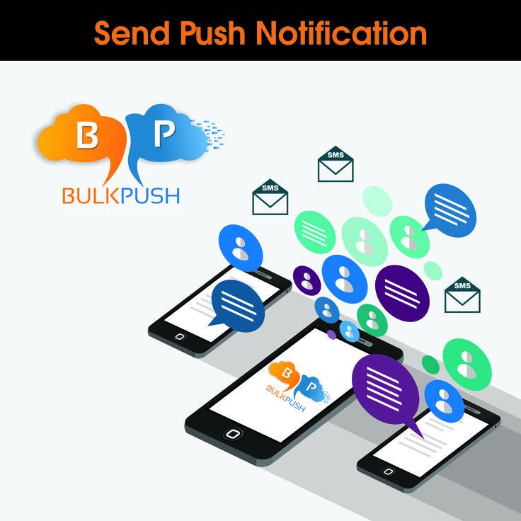 Send Push #Notification - #Bulkpush - http://bit.ly/1Tt2sbg