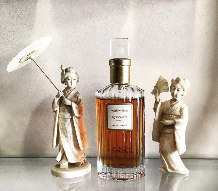 #grossmith #grossmithlondon #london #nicheperfumes #hasunohana #japanese #lotusflower #lotus #lily #geisha #japan #rosinaperfumery #nicheperfumery #luxury #highend #royal #perfumes #glyfada #athens #greece