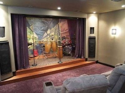 1000 Images About Dream Theaters On Pinterest Property