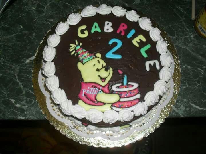 Torta Winnie The Pooh Cake