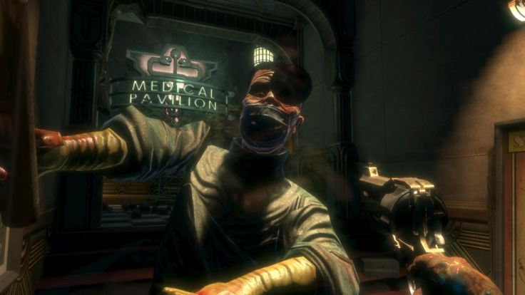 BioShock 1 PC Game Screenshots