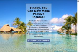 CB Passive Income.    How to make an Automated, 24/7 Passive Income from Clickbank just in 4 steps.