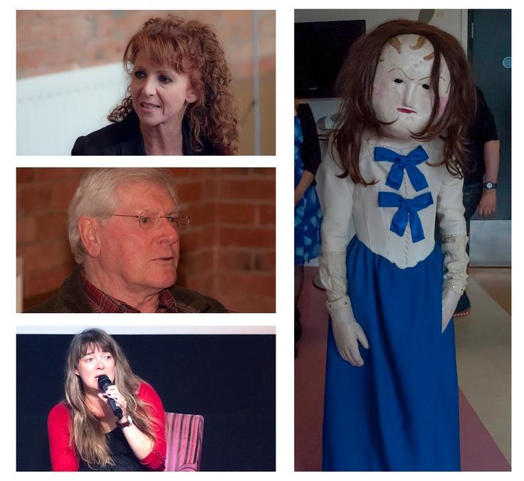 Bonnie Langford Peter Purves Dee Sadler Peg Doll