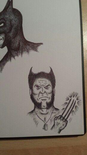 Logan doodle