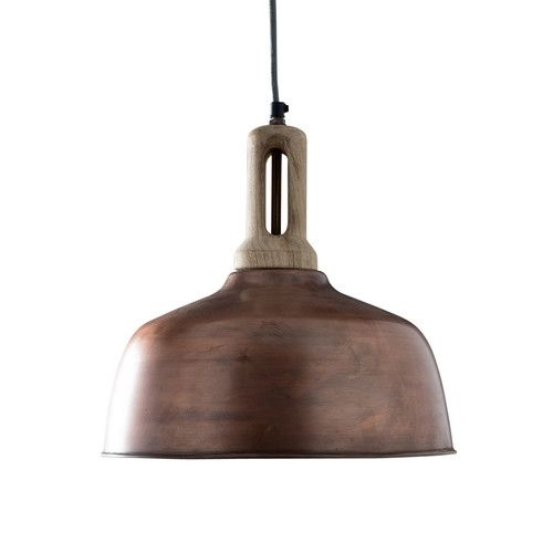 Found it at AllModern - Wade 1 Light Pendant