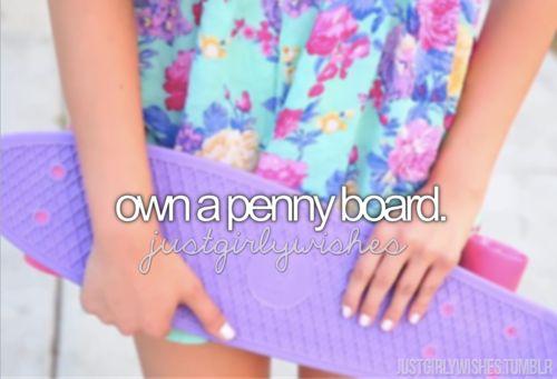 Own a penny board xx want one sooooooooo bad xxx this is bethany motas penny board it is sooo cute and soo is bethany mota xxxx