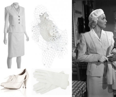 40 s style dresses history