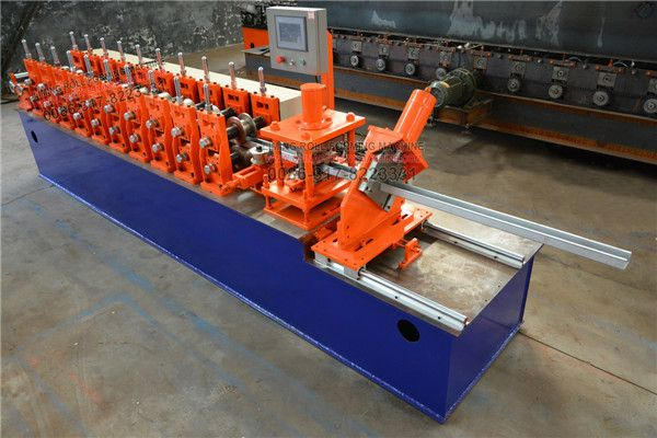 According to the use of #Automatic #Light #Keel #Roll #Forming #Machine, it can be split into the ceiling keel roll forming machine and partition keel roll forming machine; According to the form of Automatic Light Keel Roll Forming Machine, it can be split into V type keel roll forming machine, C type keel roll forming machine, T type keel roll forming machine, L type keel roll forming machine, U type keel roll forming machine.