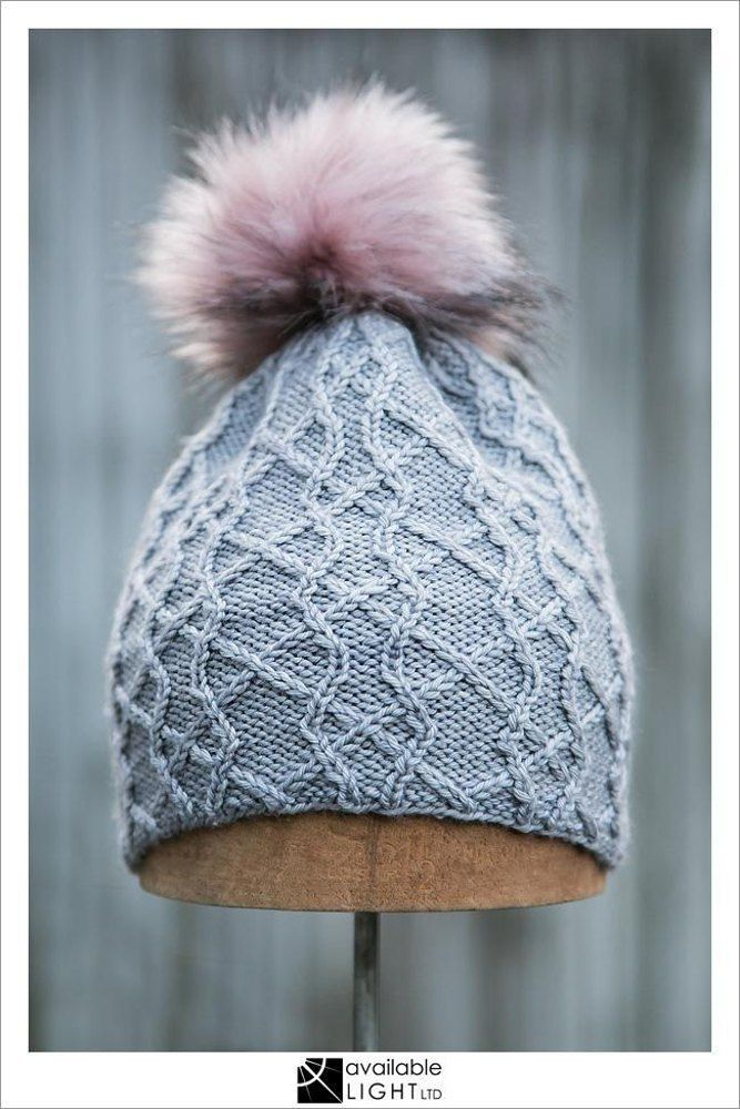 e8f007760e1 Tracery hat knitting pattern