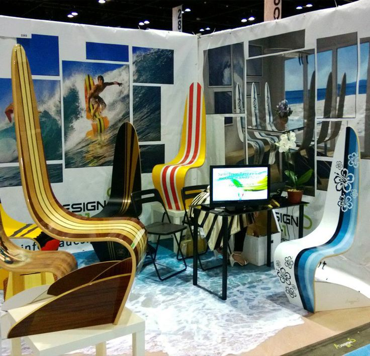 Surf Expo Stand
