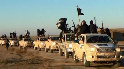 In what must still be a branding nightmare for Toyota, the prevalence of ISIL to wantonly parade around in Toyota branded vehicles must have been more than a little disconcerting.