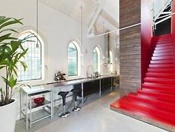 Dutch Studio Leijh, Kappelhof, Seckel, Van Den Dobbelsteen Architecten  Completed The Godu0027s Loftstory Project. The Architects Converted A Historical  Dutch C