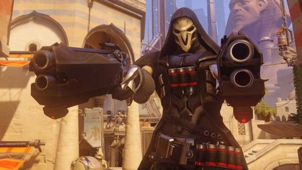 Those Of You Farming In 'Overwatch', SURPRISE! Big Brother Was Watching