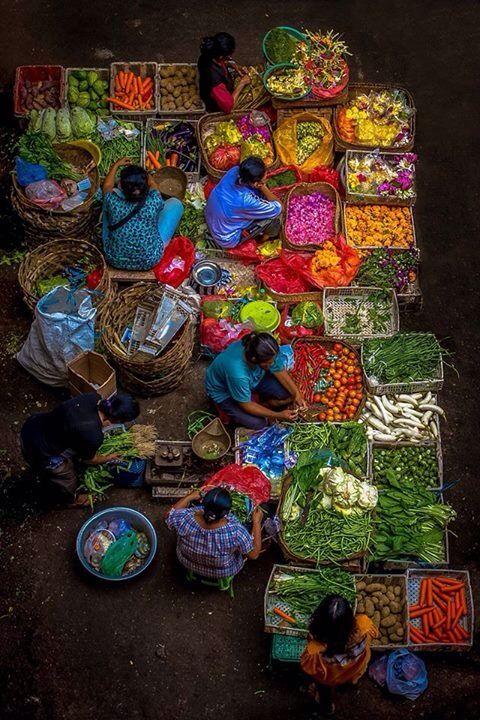 Ubud, Bali. Photograph by Christel Cavaciuti. Courtesy: APF Magazine Street Photography Group