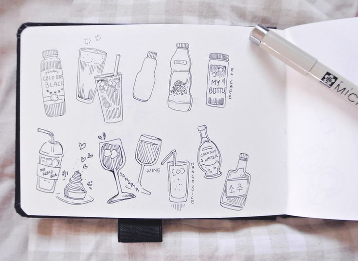 I combine doodle sketches with my bullet journal travel diaries for this weekend trip to Seoul, South Korea. Colorful Weekend in Seoul: A Travel & Food Diary — evydraws