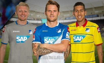 TSG 1899 Hoffenheim Switch to Lotto. Unveil 2014/15 Home, Away and Third Kits.