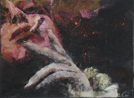 """Ansikt I"", Charlotte Engelhaart (2013)"