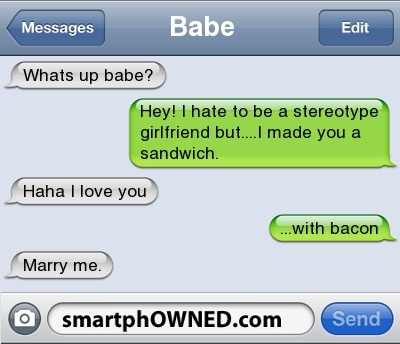 Page 91 - Autocorrect Fails and Funny Text Messages - SmartphOWNED