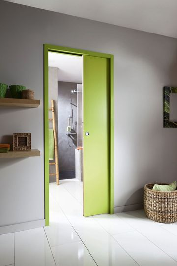 129 best CLOISON  PORTE / WALL  DOOR images on Pinterest Room