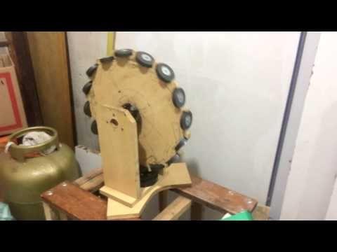 Gerador Magnético de Energia Infinita - YouTube