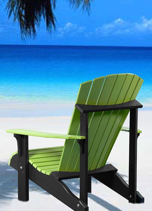 Mejores 24 imágenes de Adirondack Chairs en Pinterest | Muebles de ...