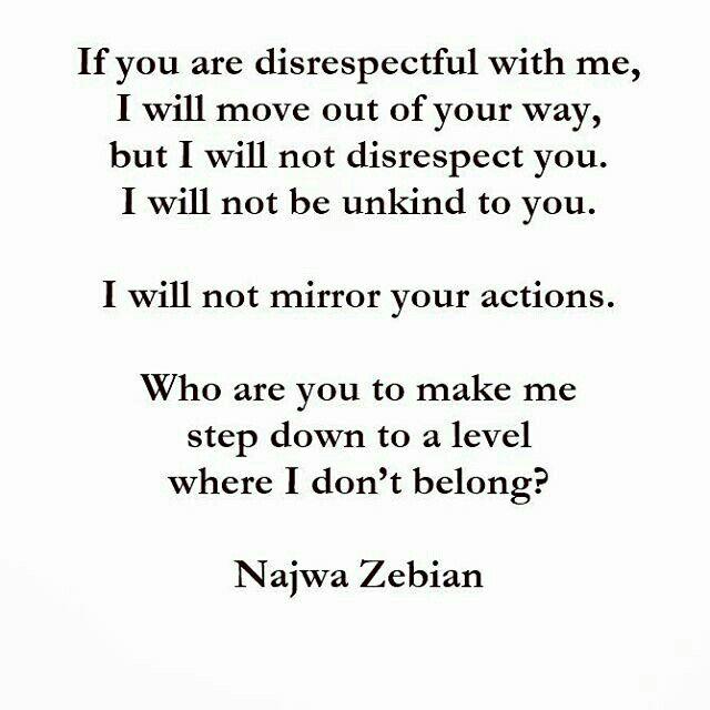Well wrote by Najwa Zebian..love this