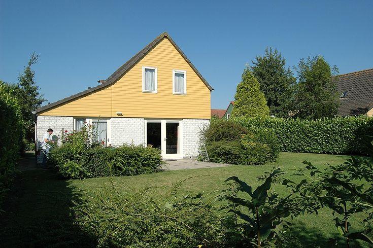 Villapark Oesterbaai 8persoons met sauna niet roken vakantiehuis vakantiesvoorgrotegezinnen